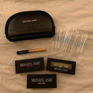 Moxie Lash magnetic eyelashes with eyeliner kit